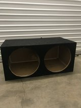 "SEALED 15"" speaker box in Fort Lewis, Washington"