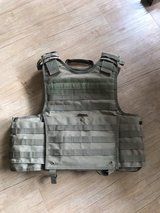 Large AR500 Plate carrier in Okinawa, Japan