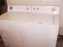 Washer and Dryer  by Whirlpool Set with 3 months Guarantee in Warner Robins, Georgia