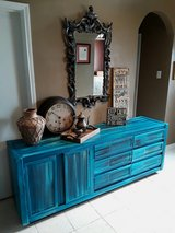 Broyhill Large Rustic Dresser in Kingwood, Texas