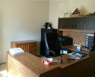 large desk in Fort Riley, Kansas