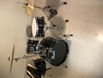 4 pc road show pearl drumset in Fort Irwin, California