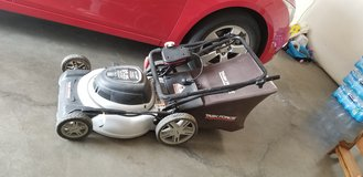 Electric Lawnmower in Fort Carson, Colorado