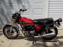 1975 Honda CB 360 Twin Motorcycle in Morris, Illinois