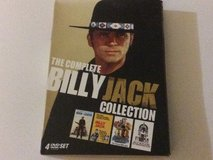 Billy jack dvd collection in Lackland AFB, Texas