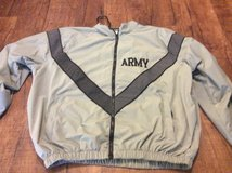 Men's Army PT Jacket in Fort Sam Houston, Texas
