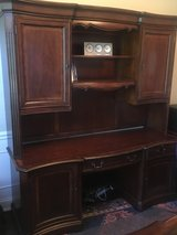 Hooker Credenza Desk with Hutch in Naperville, Illinois