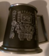 Bolivian Pewter Cups (2) REDUCED PRICE in Kingwood, Texas