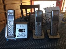 AT&T Dect 6.0 phone set in Spring, Texas