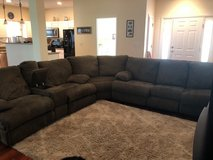 Sectional with sofa sleeper in Beaufort, South Carolina