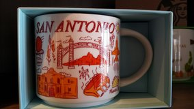 Starbucks San Antonio Texas Coffee / Tea New Model Mug in Ramstein, Germany