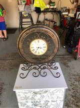beautiful table clock in Naperville, Illinois