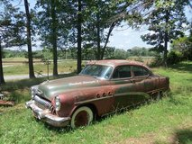 53 Buick Straight 8 in Fort Knox, Kentucky