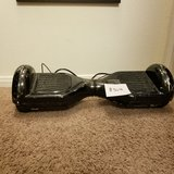 Electric hover board in San Diego, California