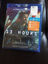 Blu-ray DVD (13 Hours) Original Wrapping in Fort Leonard Wood, Missouri