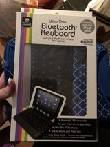 iPad mini Bluetooth keyboard and case in Clarksville, Tennessee