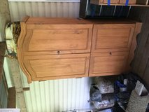 Wood Ardmore cabinet in Fort Leonard Wood, Missouri