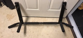 Pull-up bar in Fort Leonard Wood, Missouri