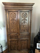 Solid wood dresser in Bolingbrook, Illinois