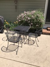 Patio Dining Set in Naperville, Illinois