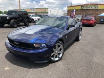 2011 FORD MUSTANG 2D COUPE 2D V6 3.7 Liter in Fort Campbell, Kentucky