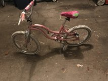 Girls bike in Lockport, Illinois
