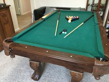 pool table in Kingwood, Texas