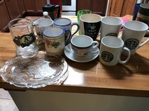 Assorted cups/mugs in Alamogordo, New Mexico