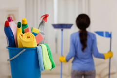 house cleaning services in Camp Pendleton, California