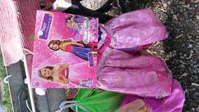 New Barbie Princess & Popstar Halloween Costume in Lockport, Illinois