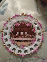 The last supper hanging plate in Fort Polk, Louisiana