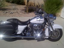 HARLEY DAVIDSON ROADKING CUSTOM PRICED TO SELL THIS HOLIDAY WEEKEND in 29 Palms, California