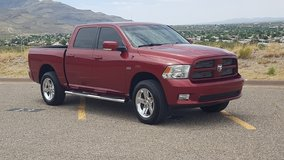 2011 RAM 1500 Sport 4X4 Crew Cab PRICE REDUCED in Alamogordo, New Mexico