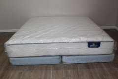 King Serta Perfect Dalston Mattress in Spring, Texas