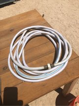 potable water hose in Yucca Valley, California