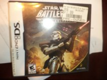 Star Wars Battlefront Elite Squadron for Nintendo DS in The Woodlands, Texas