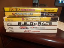 Wii Games/Gamecube Games in The Woodlands, Texas