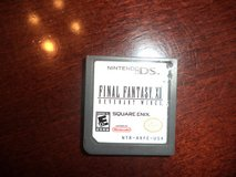Nintendo DS, Final Fantasy XII, Revenant Wings in The Woodlands, Texas