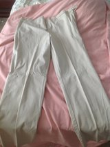 Khaki maternity pants, excellent condition in Shorewood, Illinois