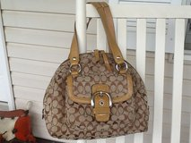 Coach Signature C Dome Bag in Fort Leonard Wood, Missouri