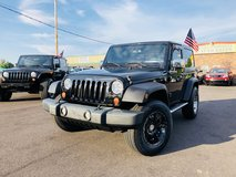 2010 JEEP WRANGLER SPORT, V6 3.8 L - 4WD in Fort Campbell, Kentucky