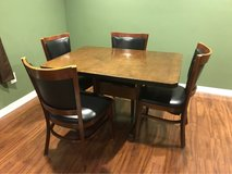 table and chairs in Sugar Grove, Illinois