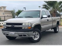 2002 CHEVROLET SILVERADO 2500 HD in Camp Pendleton, California