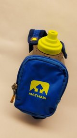 Nathan Quickshot water bottle in Okinawa, Japan