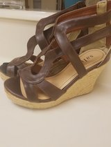 Wedges size 7 in Okinawa, Japan
