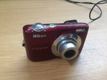Nikon Coolpix L22-Small Crack on Viewfinder in Ramstein, Germany