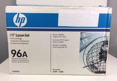 HP-96A Toner NEW in box in Perry, Georgia