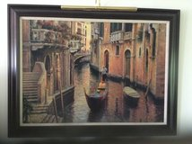 Picture of Italy painting in Fort Drum, New York