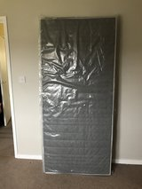 Brand new still in plastic bag single Mattress 90x200cm BASIC S15 100% polyester in Lakenheath, UK