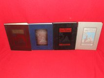 Illinois College Rig Veda Yearbooks 1930 ~ 1933 + More in Lockport, Illinois